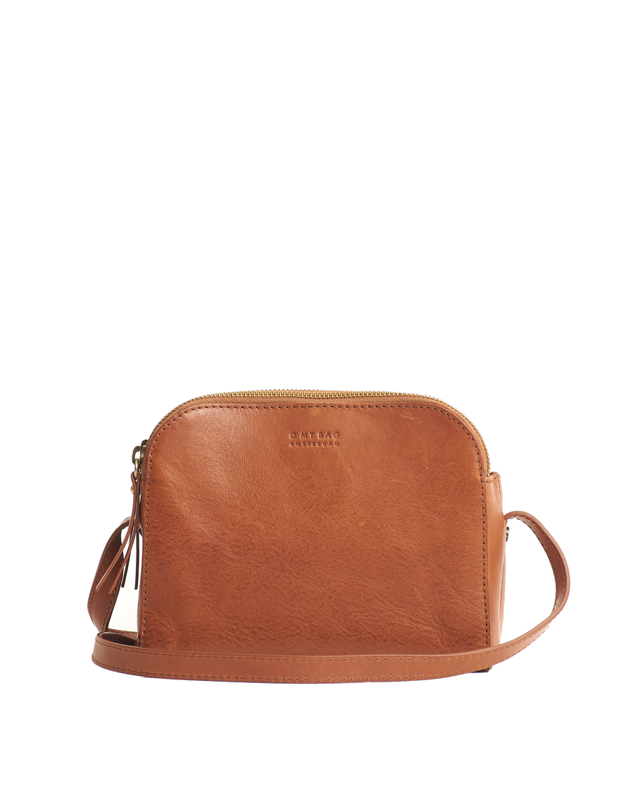 Recommended: Emily - Leather Strap - Cognac Stromboli Leather