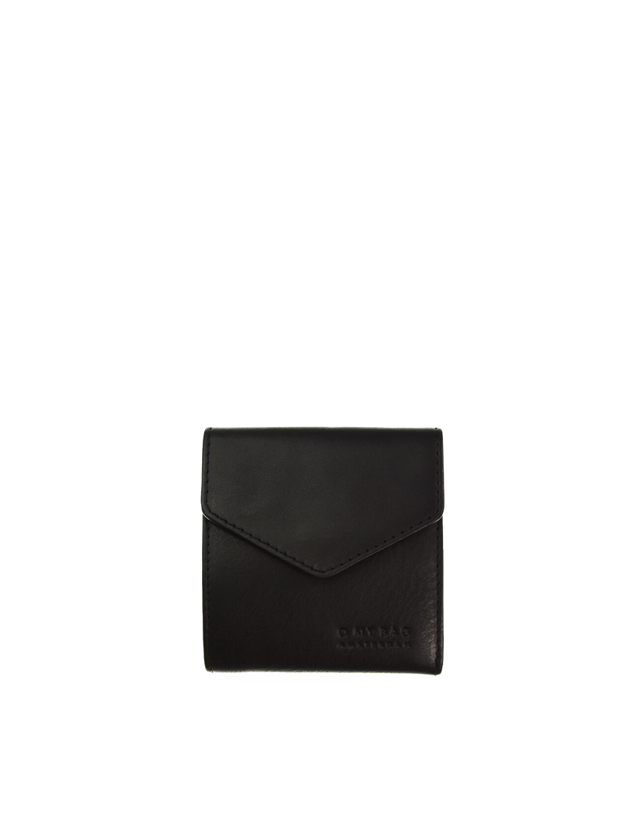Recommended: Georgie's Wallet - Black Stromboli Leather