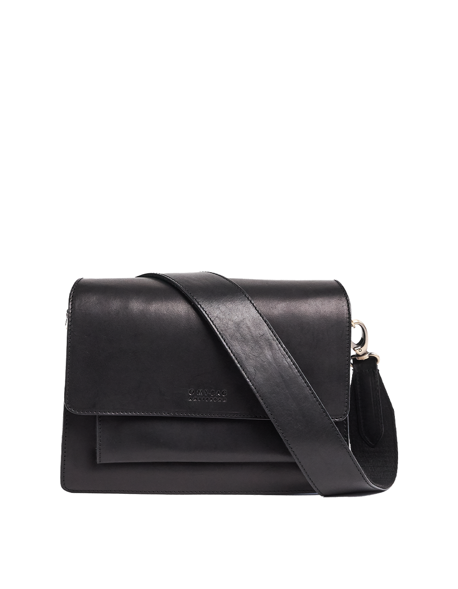 Recommended: Harper - Black Classic Leather