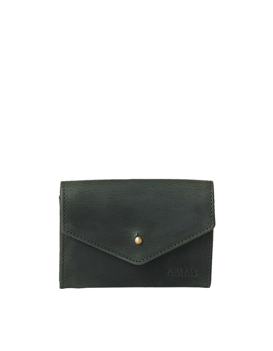Recommended: Jo's Purse - Green Hunter Leather