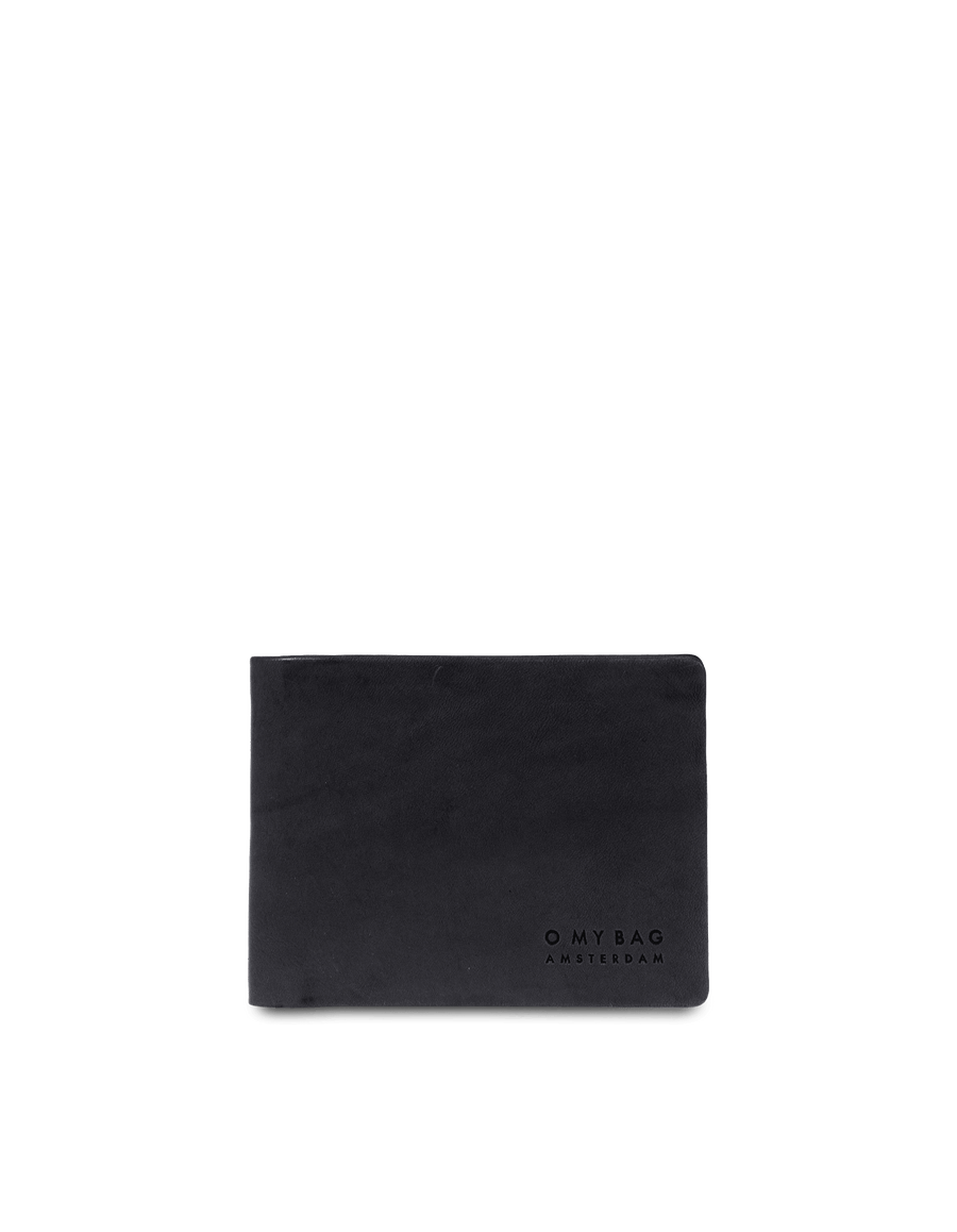 Recommended: Joshua's Wallet - Black Classic Leather