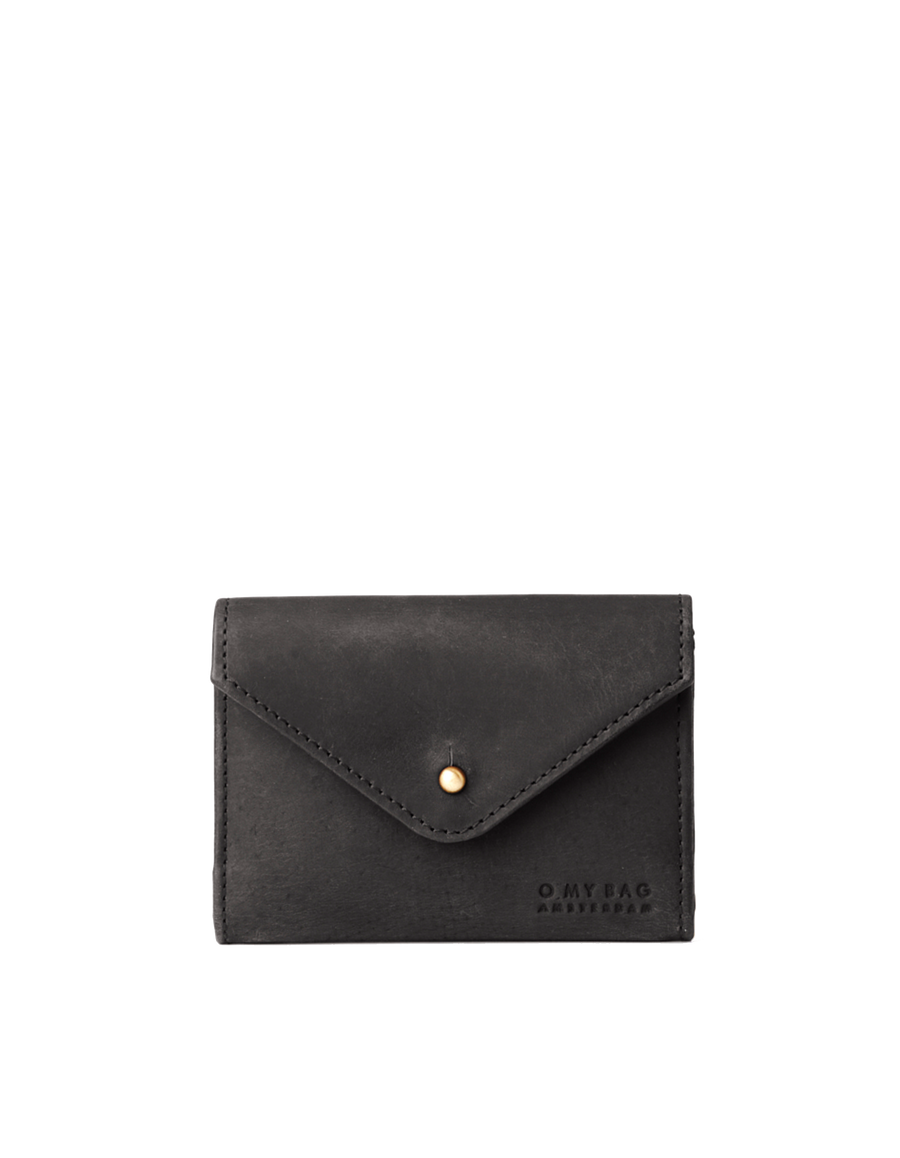 Recommended: Josie's Purse - Black Hunter Leather