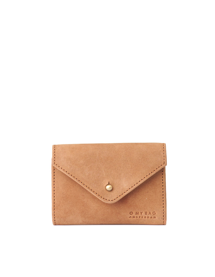 Recommended: Josie's Purse - Camel Hunter Leather