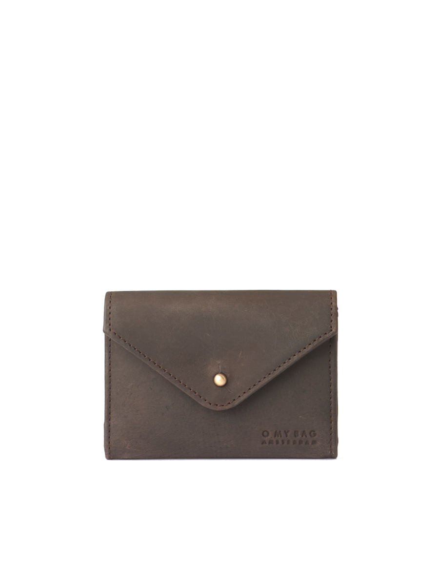 Recommended: Josie's Purse - Dark Brown Hunter Leather