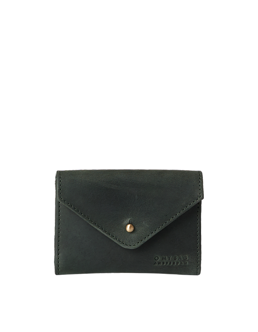 Recommended: Josie's Purse - Green Hunter Leather