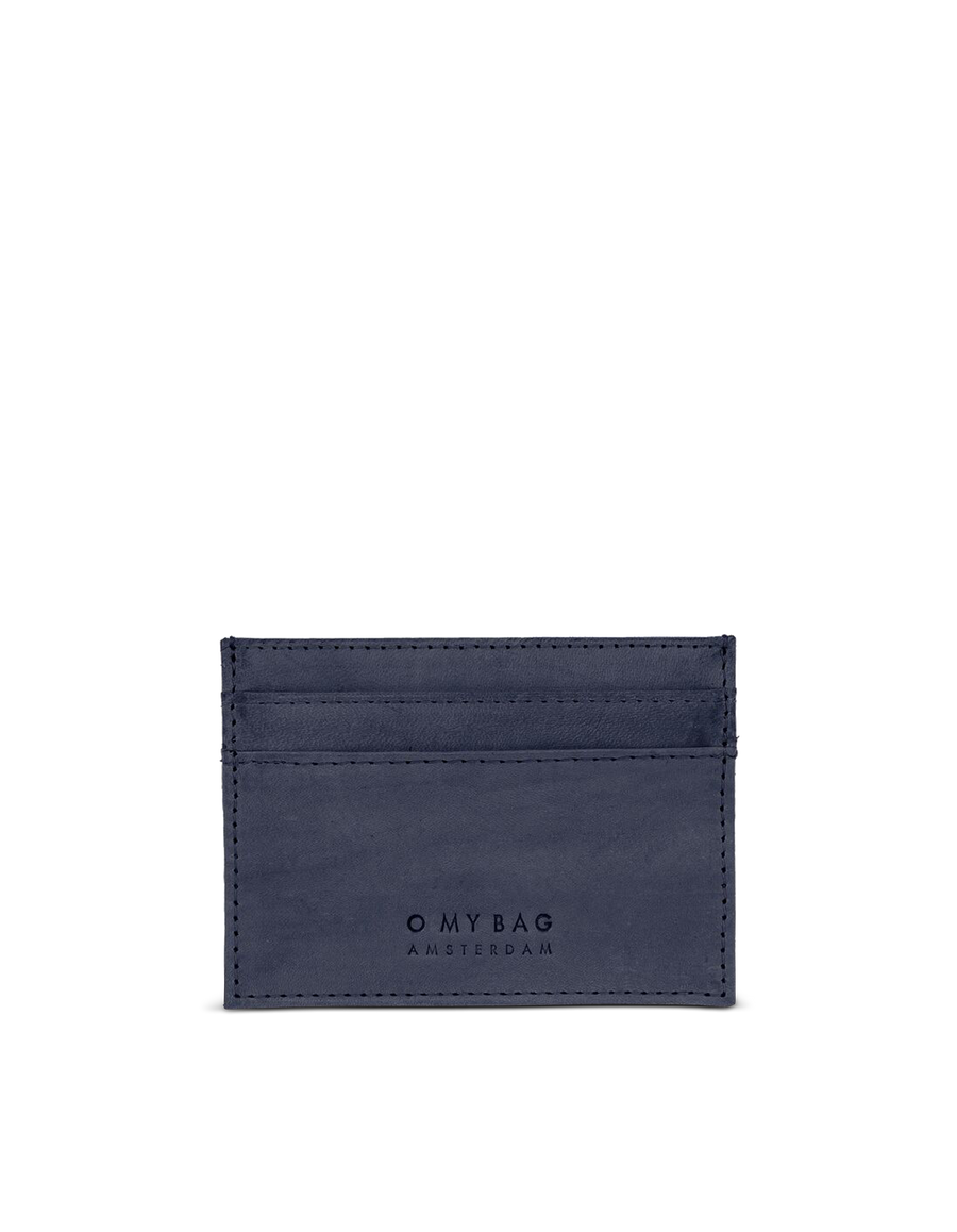 Recommended: Mark's Cardcase - Navy Classic Leather