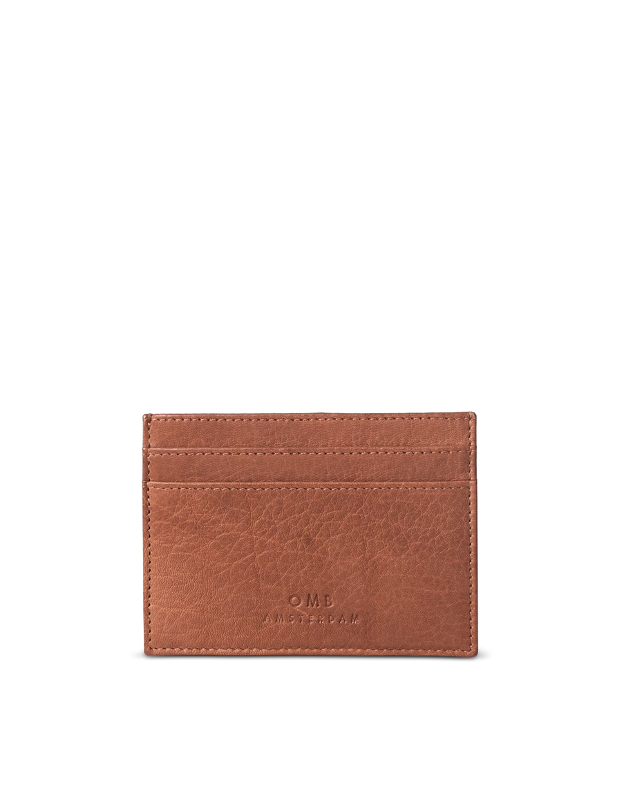 Recommended: Mark's Cardcase - Wild Oak Soft Grain Leather