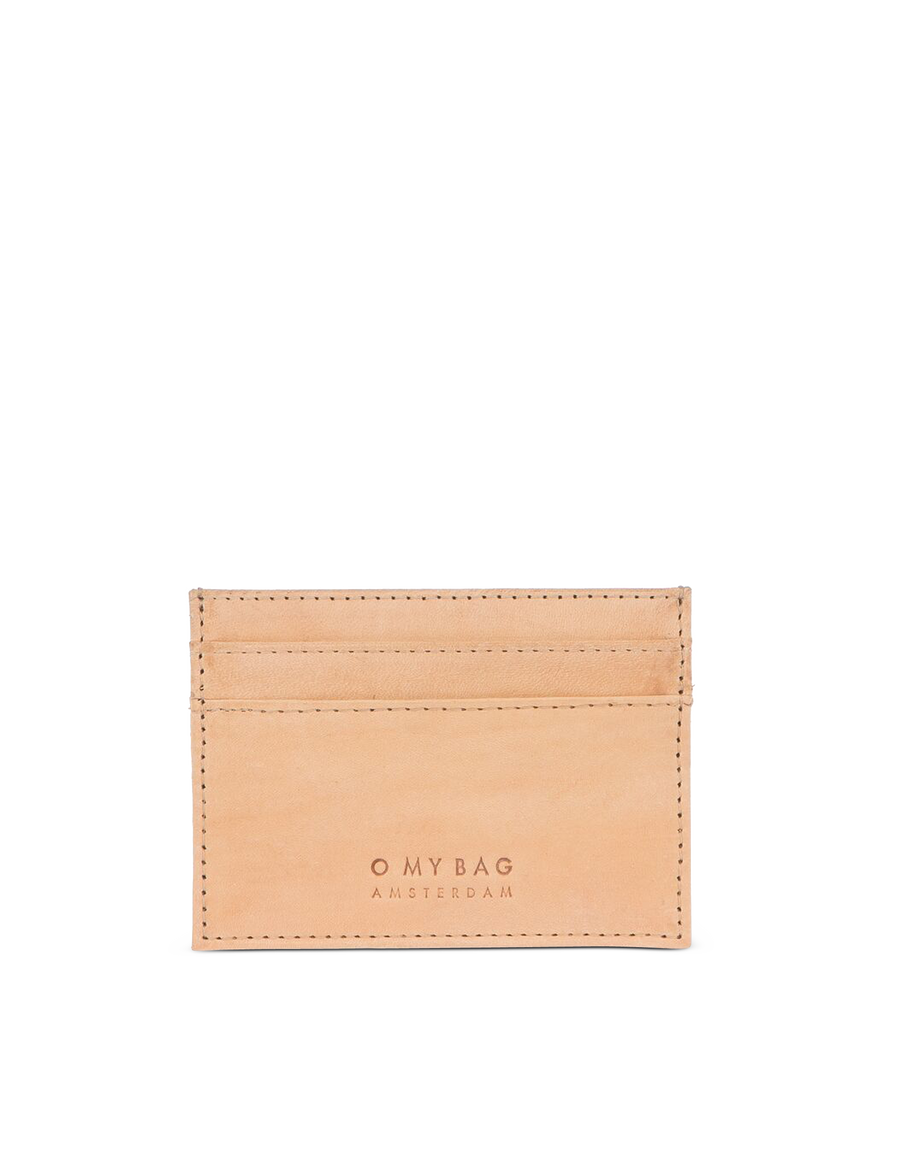 Recommended: Mark's Cardcase - Natural Classic Leather