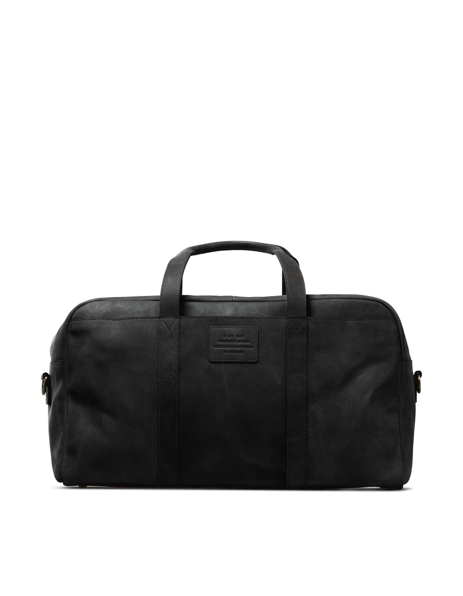 Recommended: Otis Weekender - Black Hunter Leather