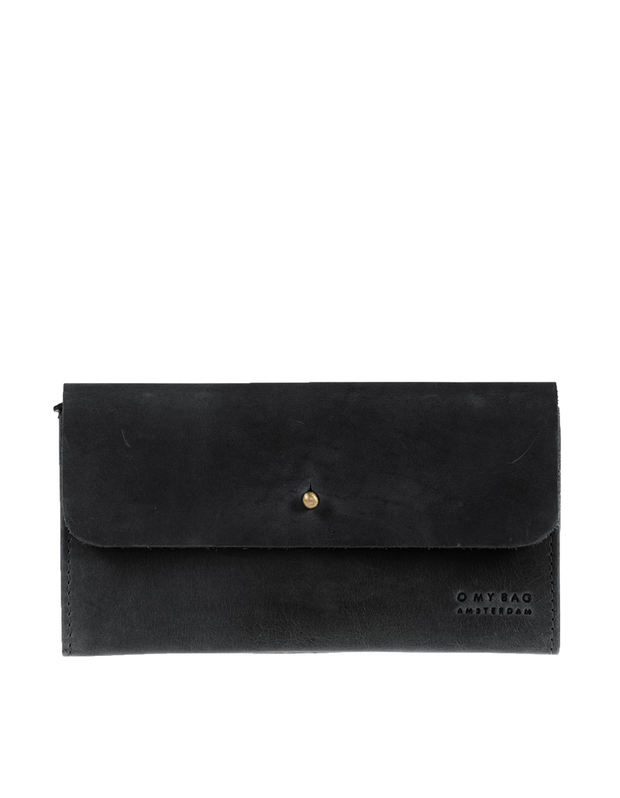 Recommended: Pixie's Pouch - Black Hunter Leather