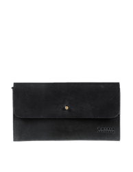 Pixie's Pouch - Black Hunter Leather