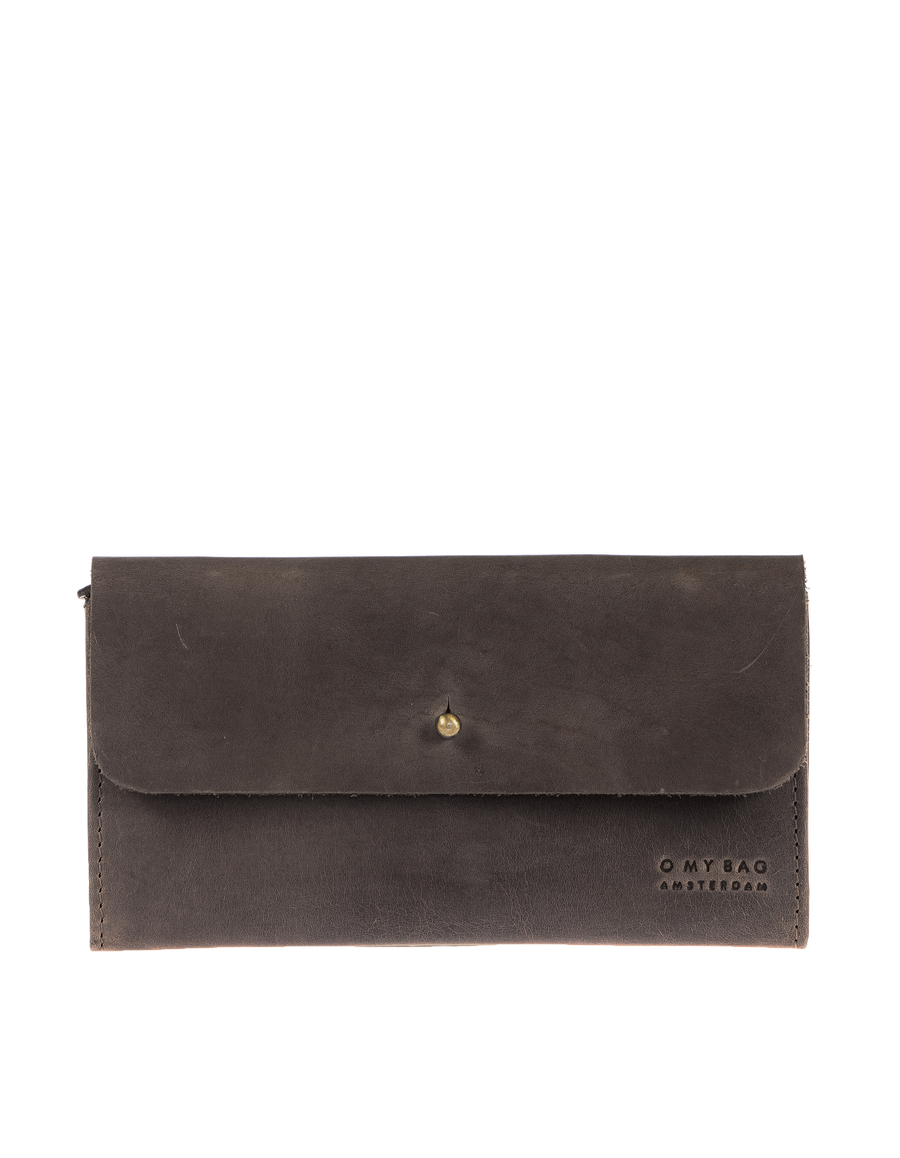 Recommended: Pixie's Pouch - Dark Brown Hunter Leather