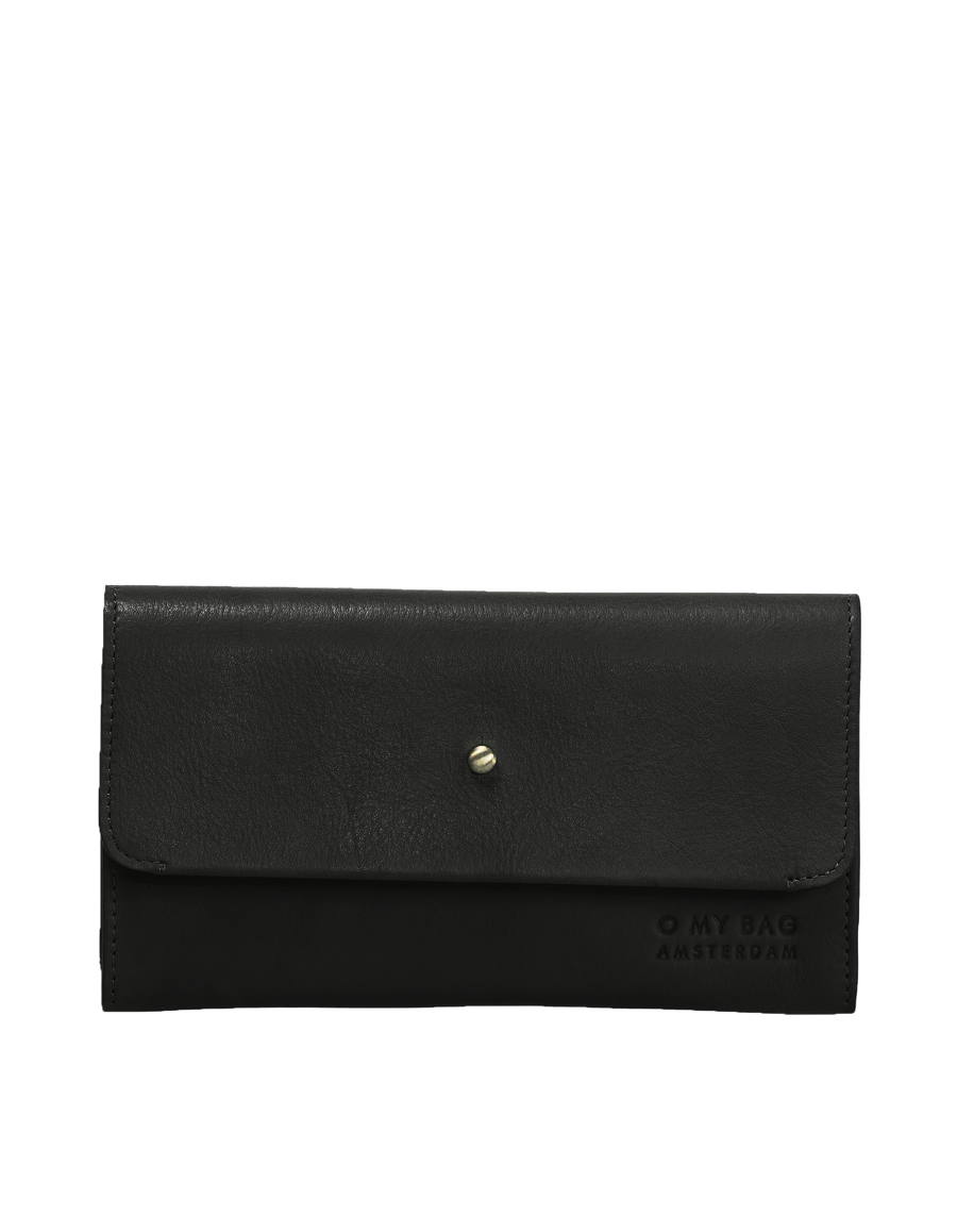 Recommended: Pixie's Pouch - Black Soft Grain Leather