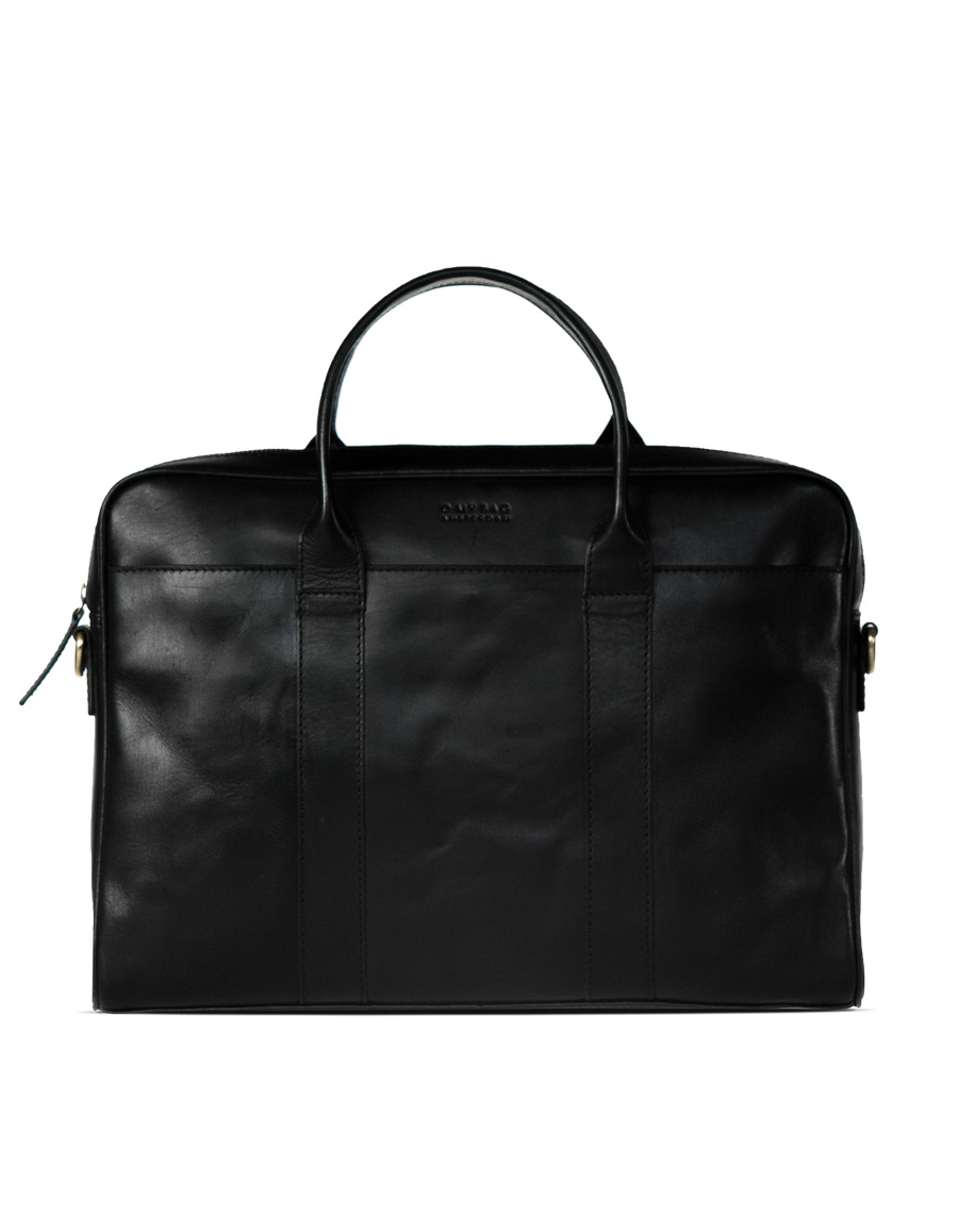 Recommended: Harvey - Black Classic Leather
