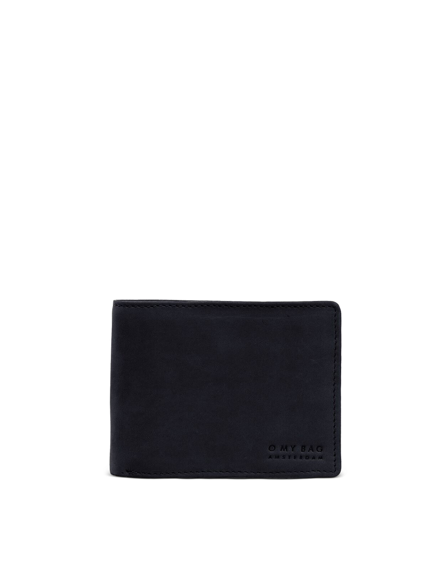 Recommended: Tobi's Wallet - Black Hunter Leather