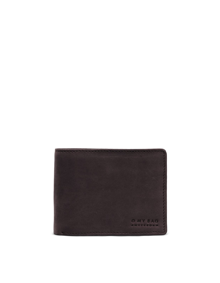 Recommended: Tobi's Wallet - Dark Brown Hunter Leather