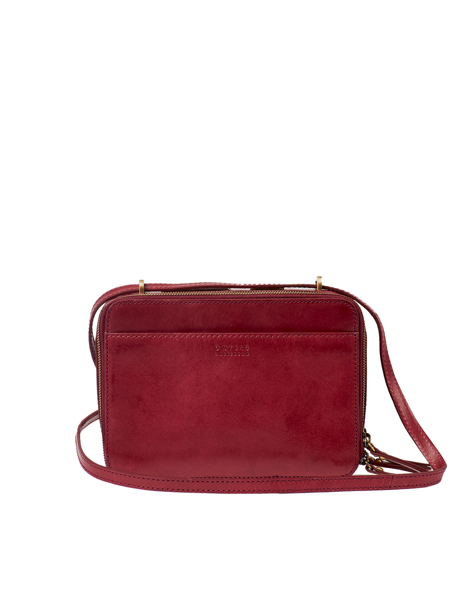 Recommended: Bee's Box Bag - Ruby Classic Leather