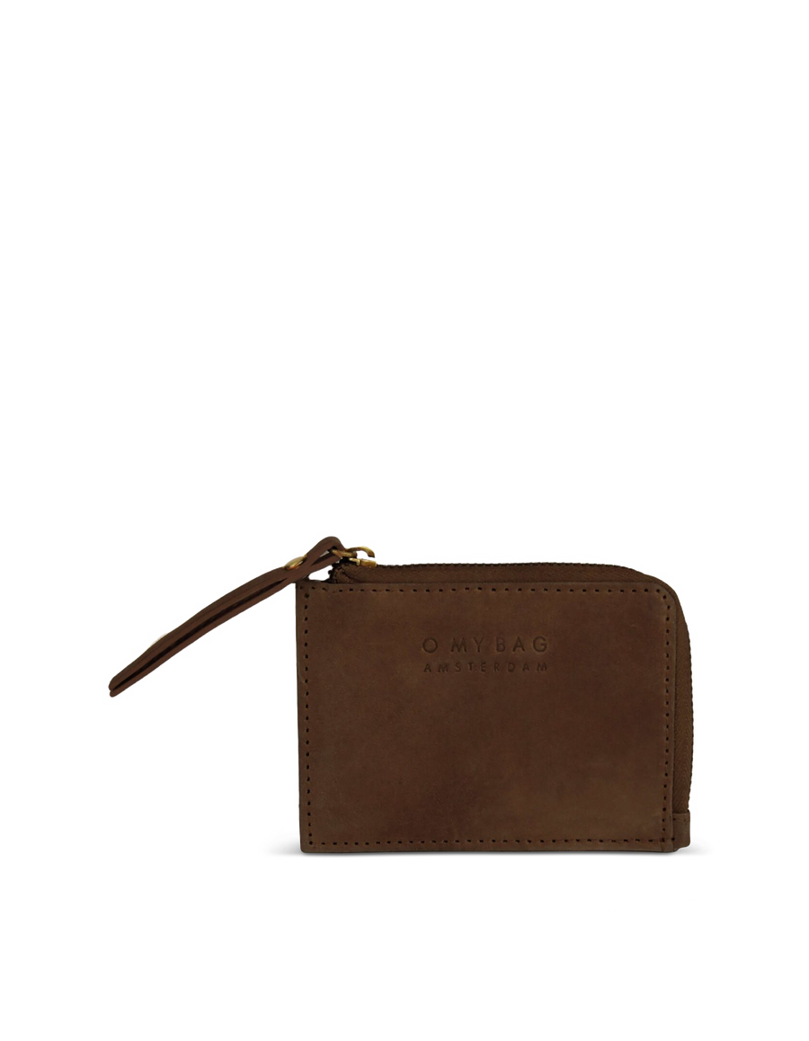 Recommended: Coin Purse - Dark Brown Hunter Leather