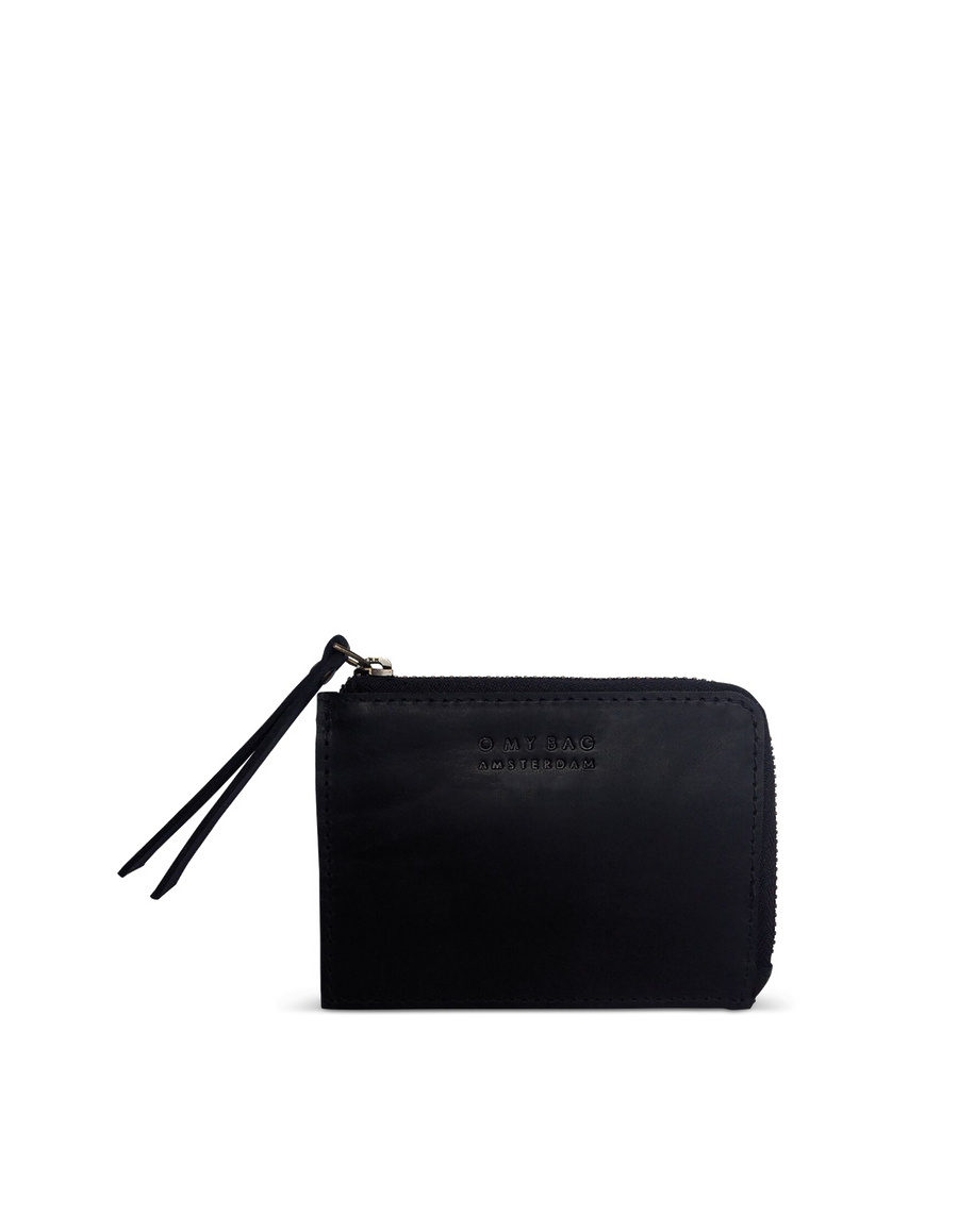 Recommended: Coin Purse - Black Hunter Leather