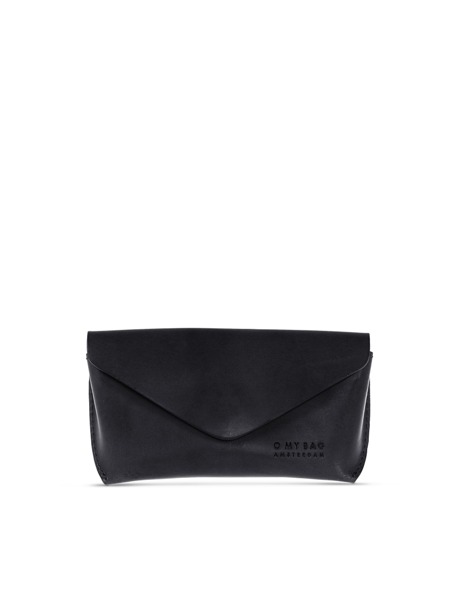 Recommended: Spectacle Case - Black Classic Leather