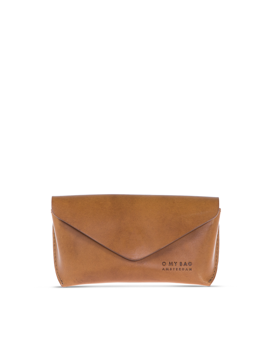 Recommended: Spectacle Case - Cognac Classic Leather