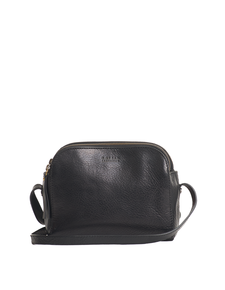 Recommended: Emily - Leather Strap - Black Stromboli Leather