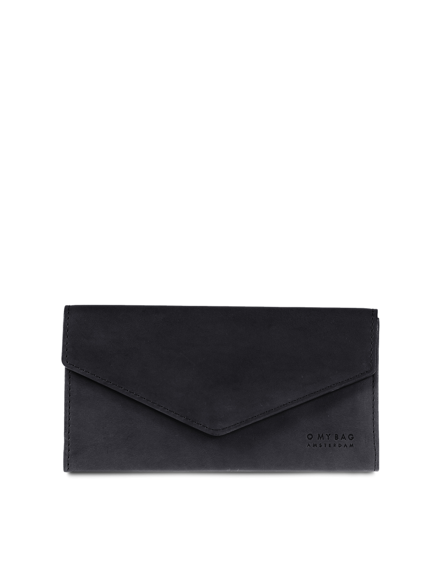 Recommended: Envelope Pixie - Black Classic Leather