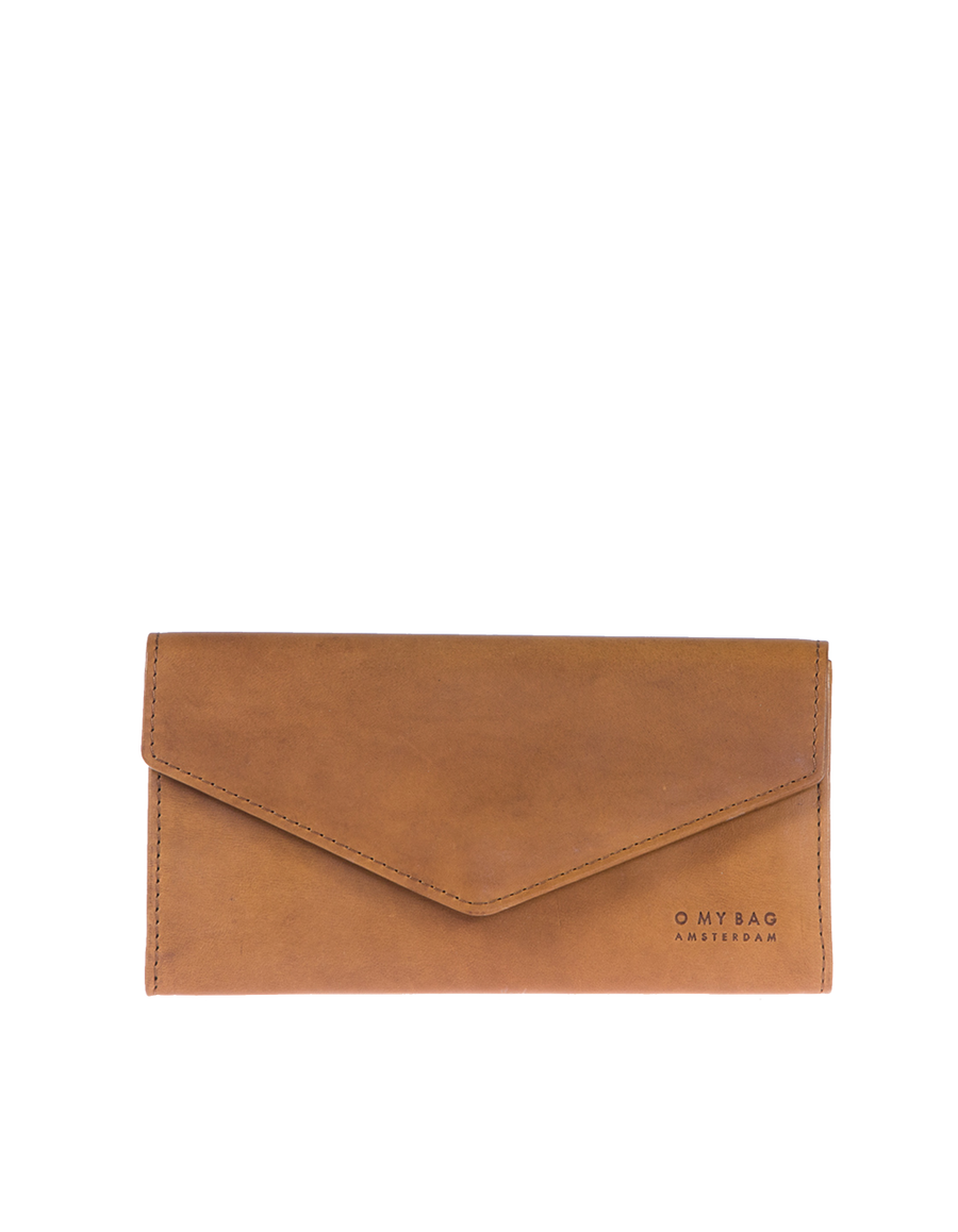 Recommended: Envelope Pixie - Cognac Classic Leather