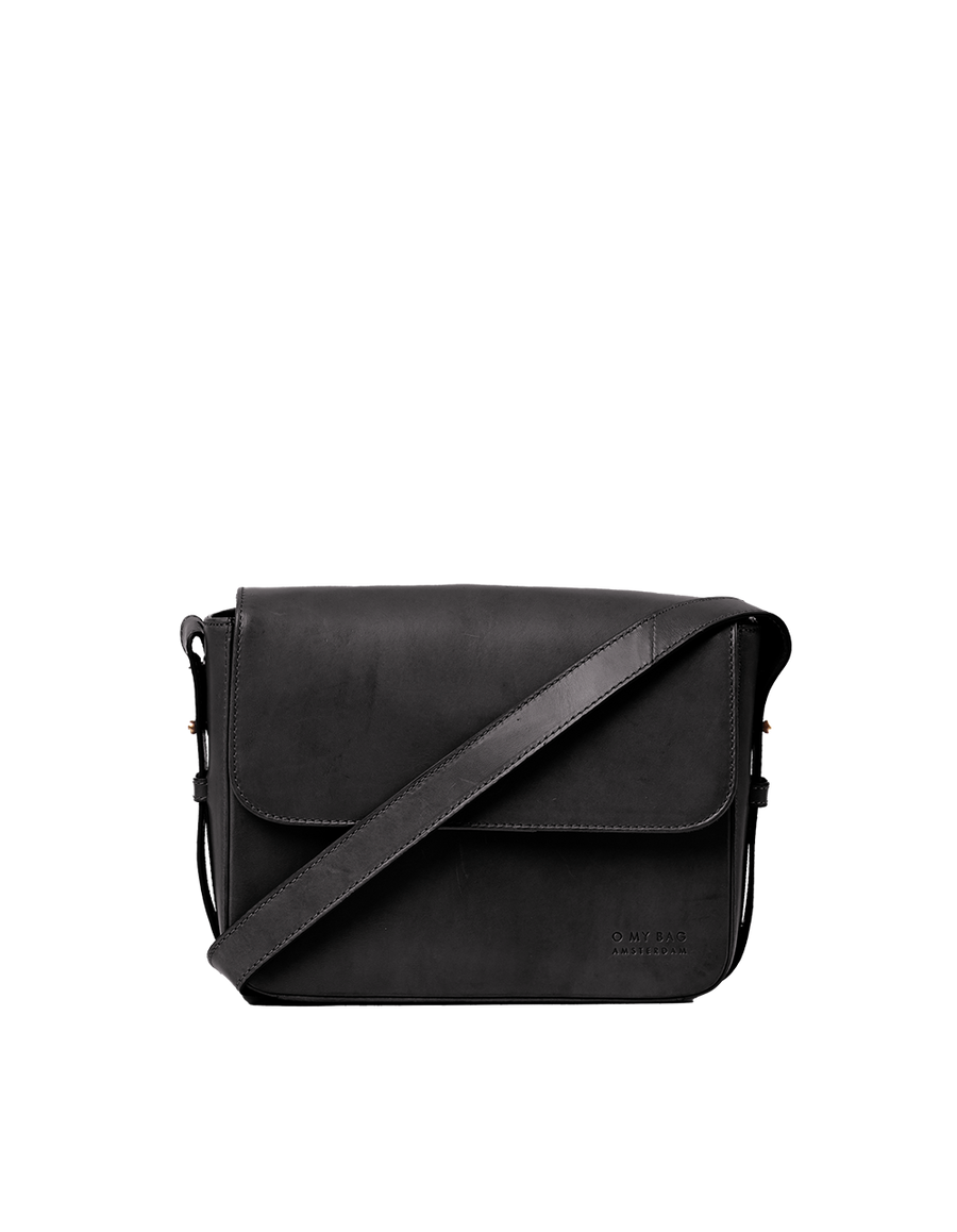 Recommended: Gina - Black Classic Leather