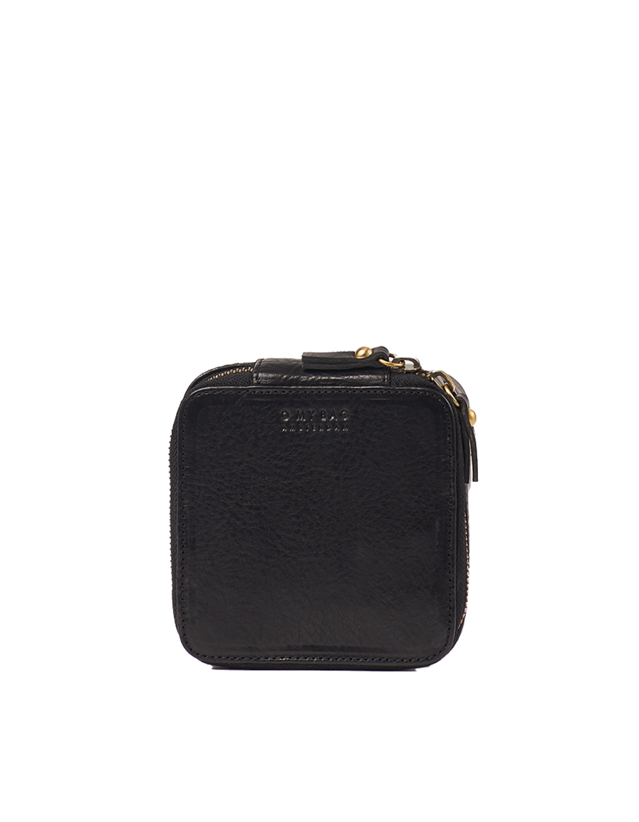 Recommended: Jewelry Box - Black Stromboli Leather