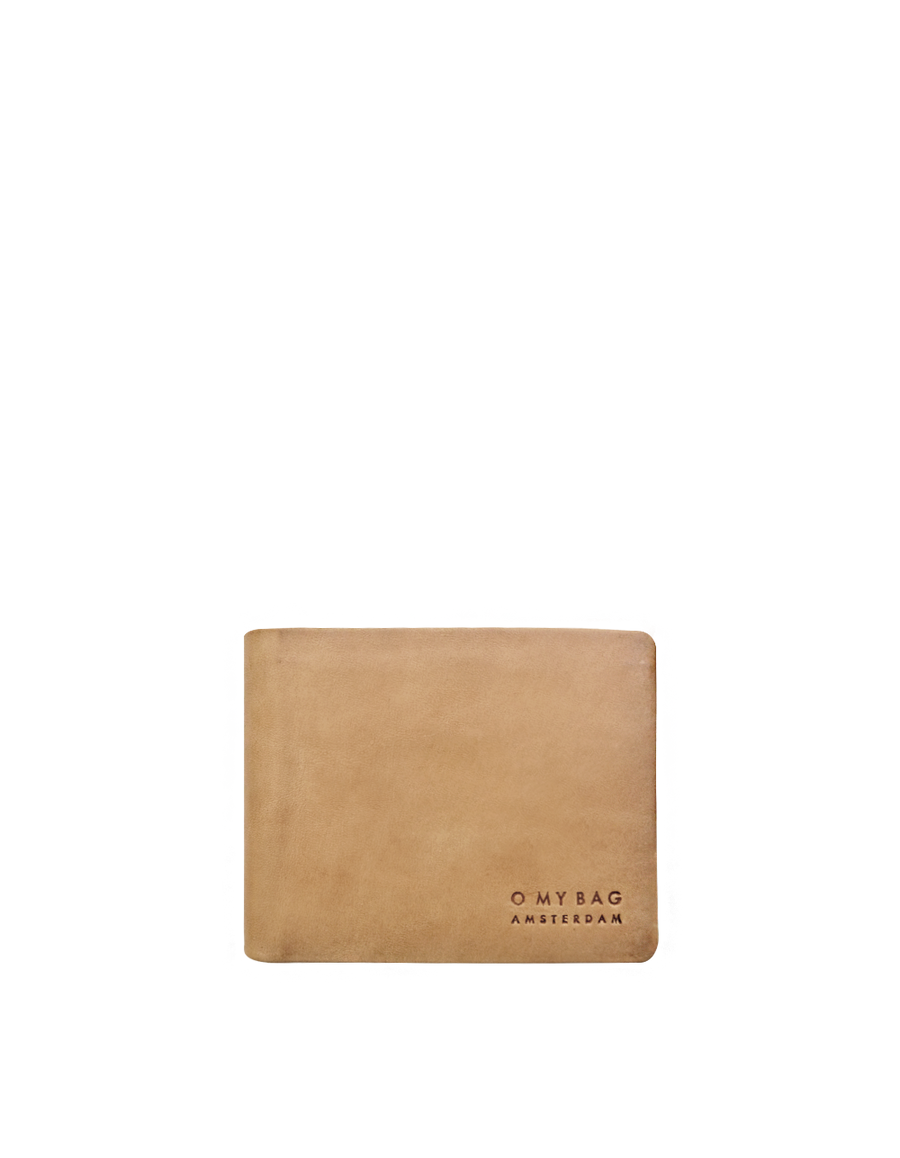 Recommended: Joshua's Wallet - Natural Classic Leather