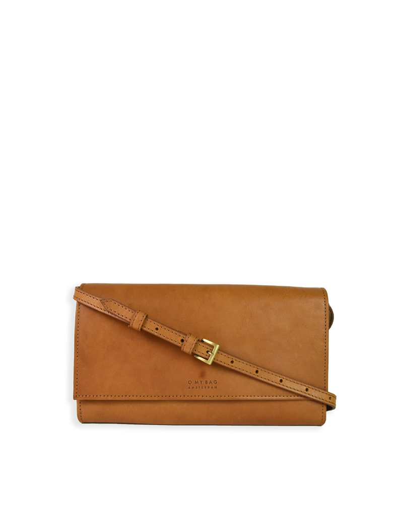 Kirsty Cognac Stromboli Leather. Front picture