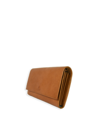 Kirsty Cognac Stromboli Leather. Side picture
