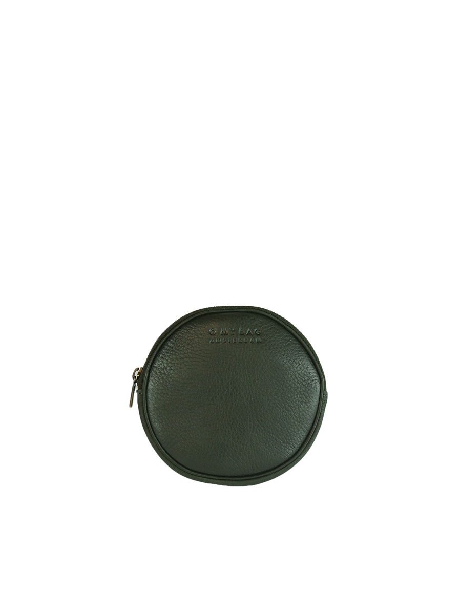 Recommended: Luna Purse - Green Soft Grain Leather