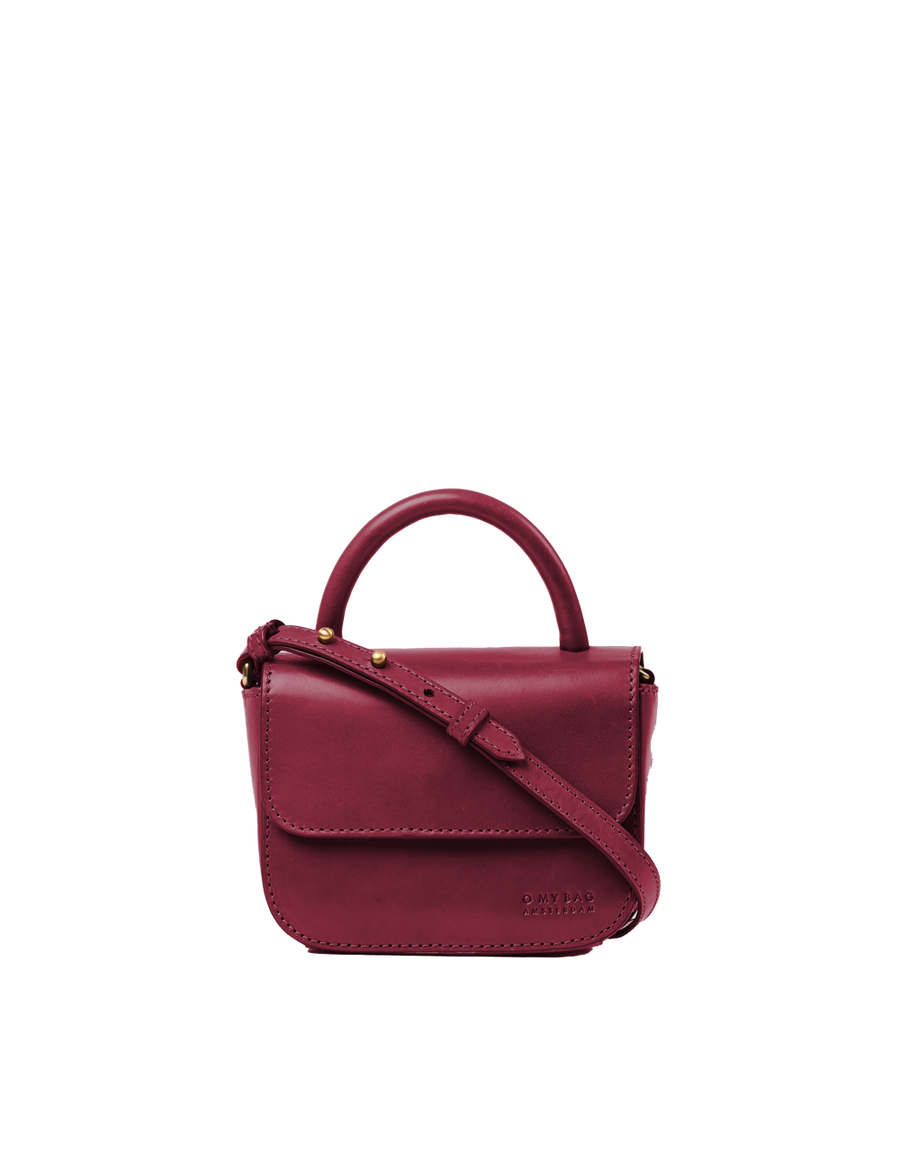 Recommended: Nano Bag - Ruby Classic Leather