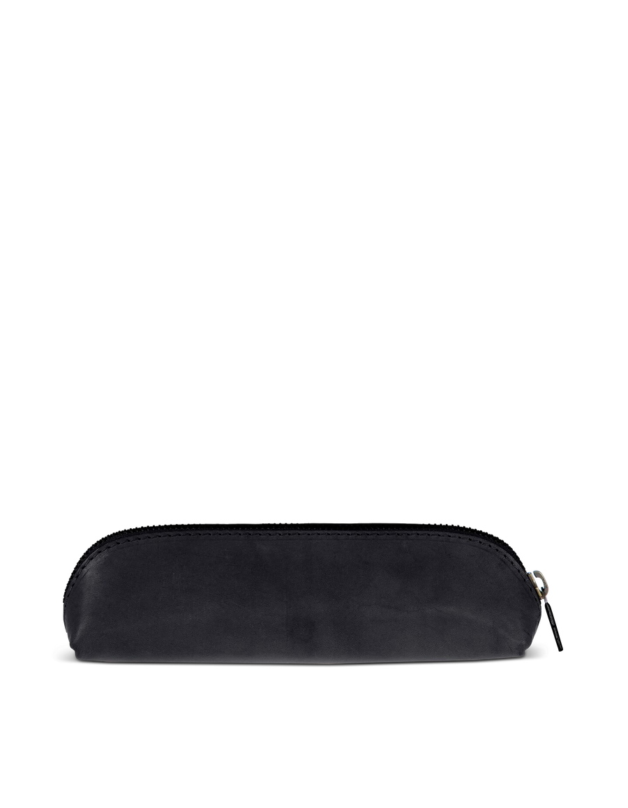 Recommended: Pencil Case Small - Black Classic Leather