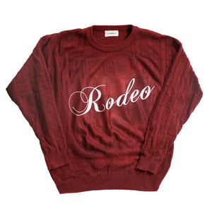 Rodeo Dior Sweater