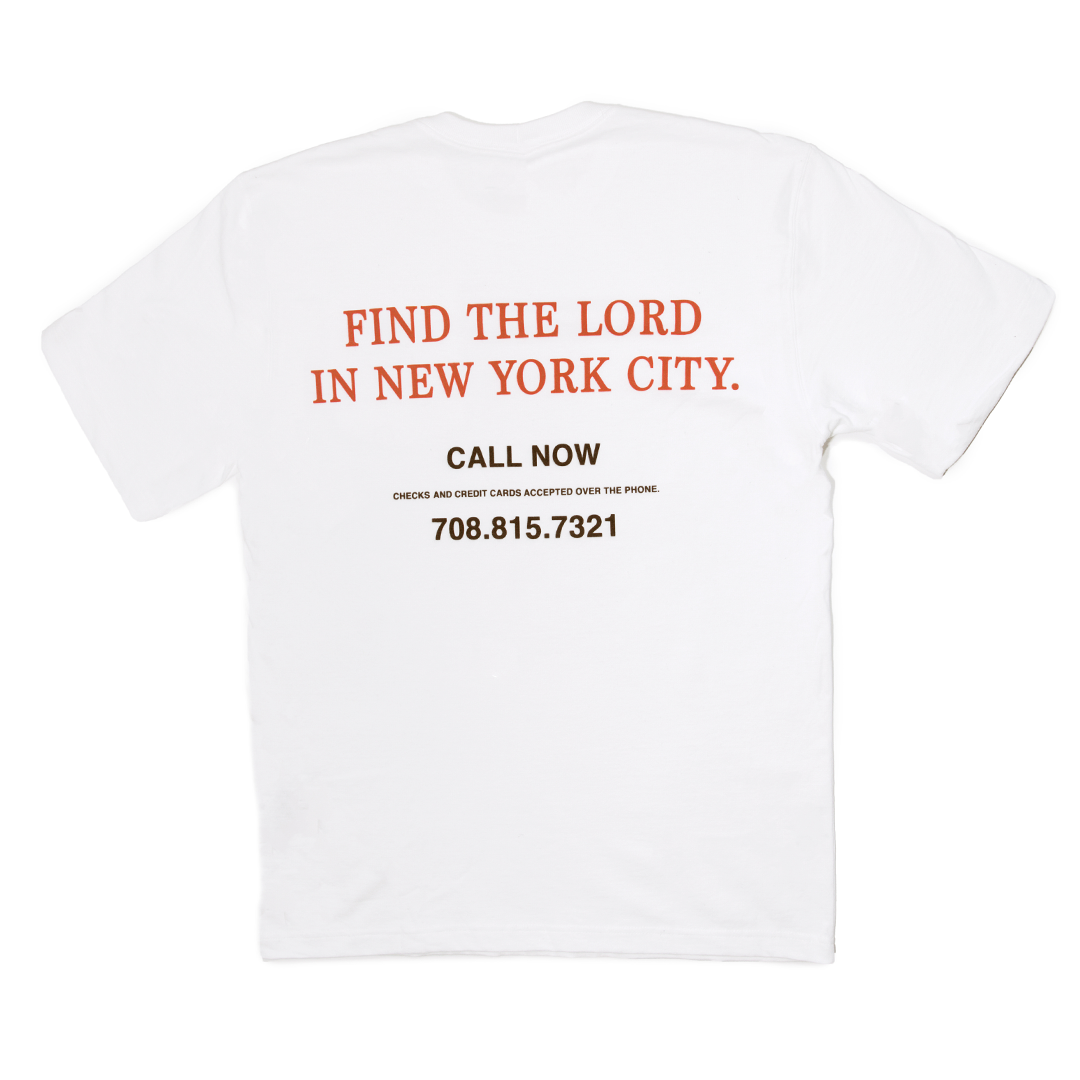 NYC Carhartt Pocket T-shirt