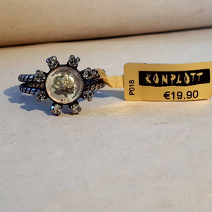 KONPLOTT Ring Forget Me Not