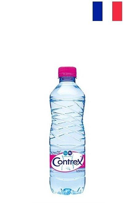 Contrex (500ml) Natural Mineral Water - Case/24 Bottles