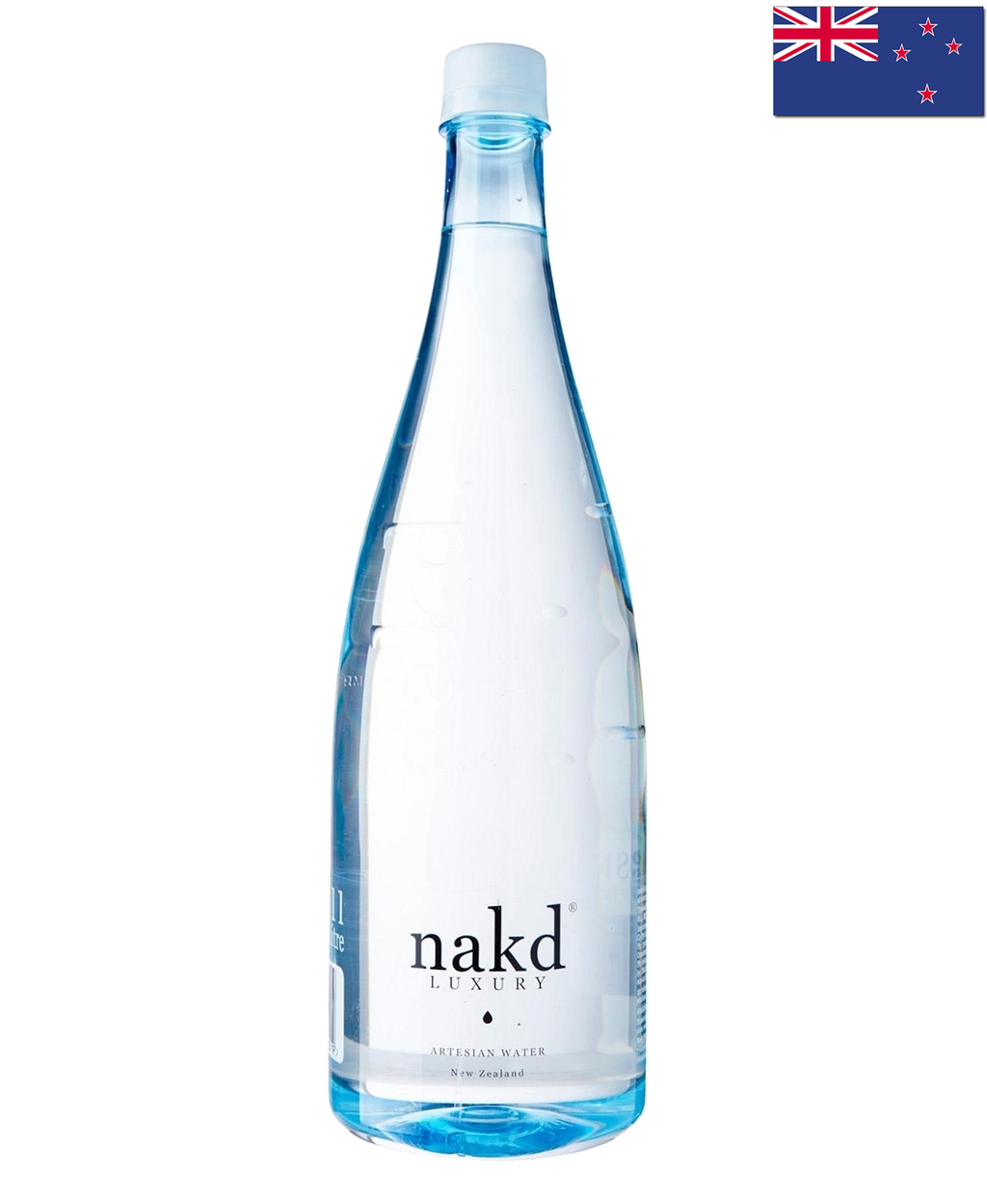 nakd (500ml) Natural Mineral Water (Still) PET - Case/24 Bottles