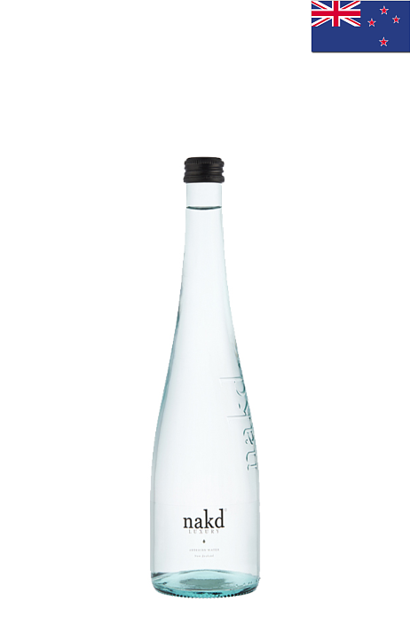 nakd (300ml) Natural Mineral Water (Still) - Case/24 Bottles