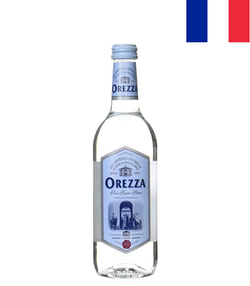 Orezza (500ml) Natural Mineral Water (Sparkling) - Case/12 Bottles