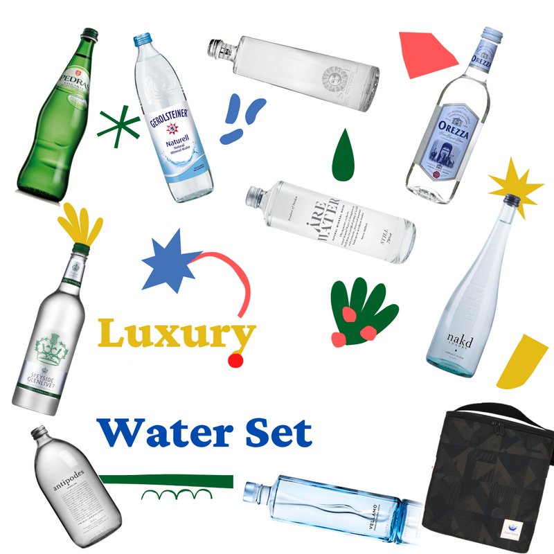 Luxury Water Set