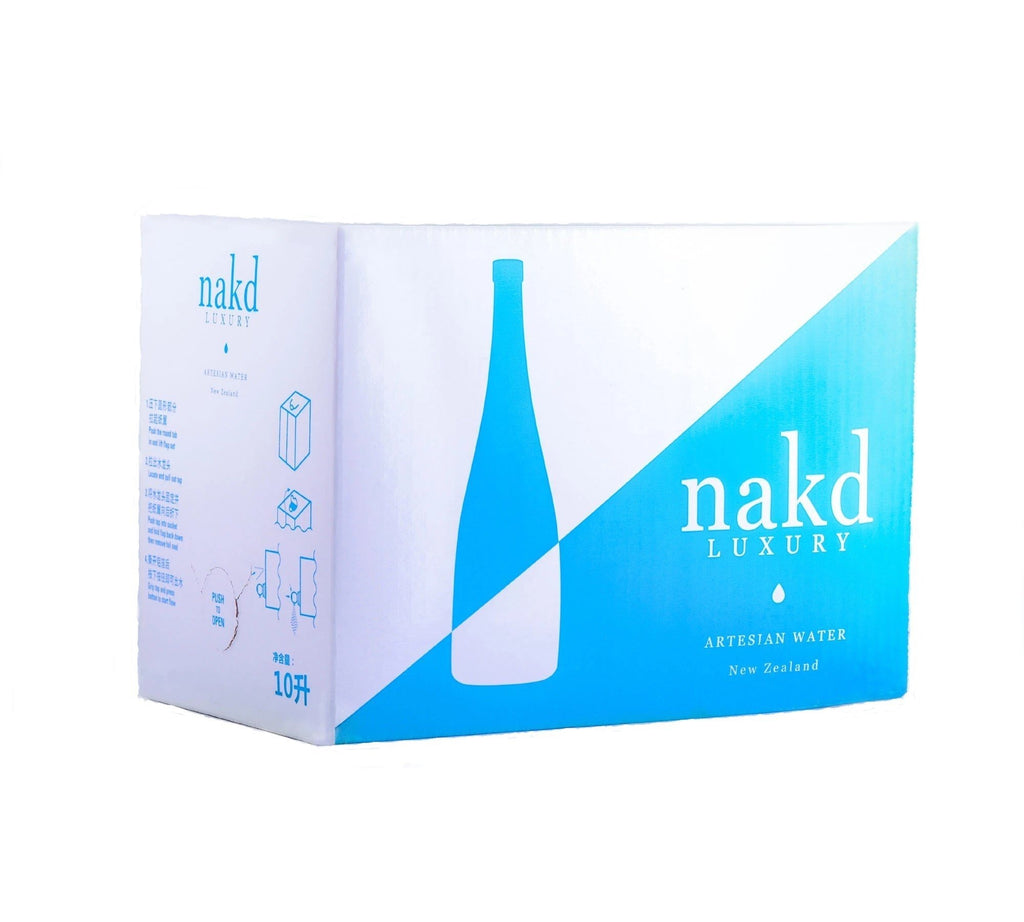 nakd Natural Mineral Water (Still) - 10L Box