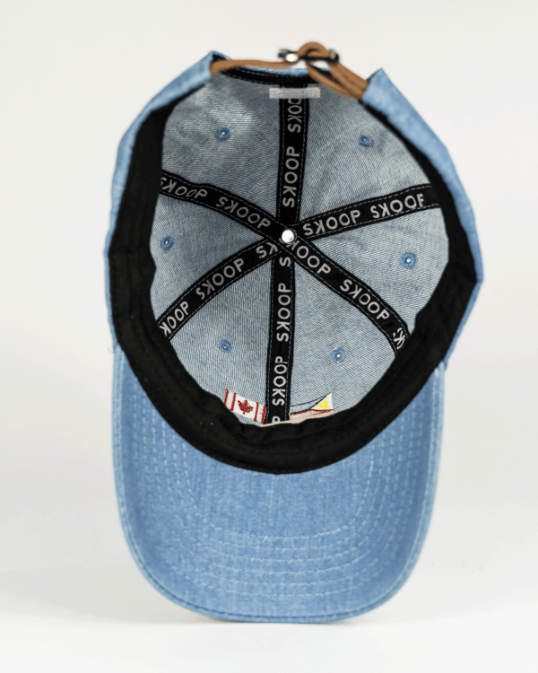 CAN-PH Denim Cap - Skoop Kommunity