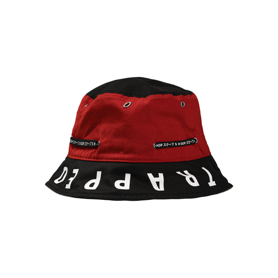 Trapped Reversible Bucket Hat - Skoop Kommunity