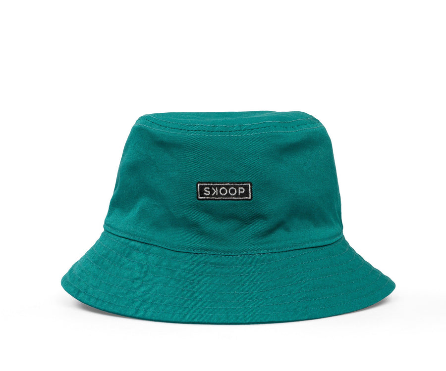 Teal Koi Reversible Bucket Hat - Skoop Kommunity