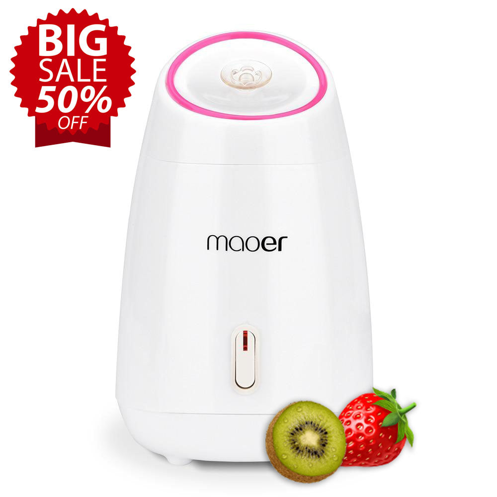 Maoer-Fruit™ Nano Ionic Facial Steamer