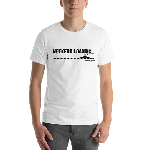 Paddlers Apparel Weekend Loading Short-Sleeve T-Shirt